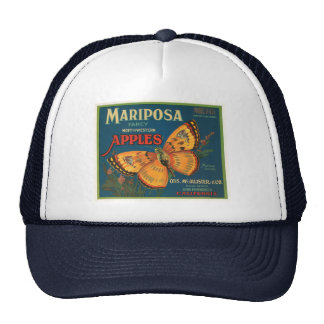Mariposa Apples Trucker Hat
