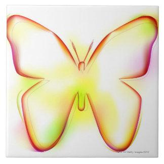 Mariposa Azulejos