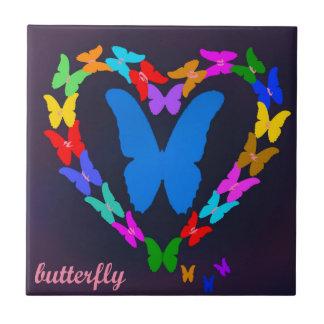 mariposa azulejos ceramicos