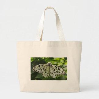 mariposa blanco y negro bolsas