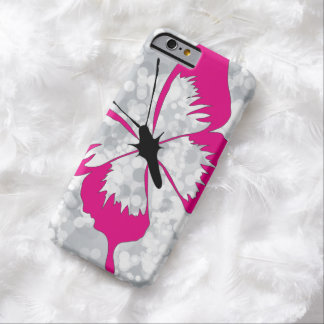 Mariposa Bokeh Funda De iPhone 6 Barely There