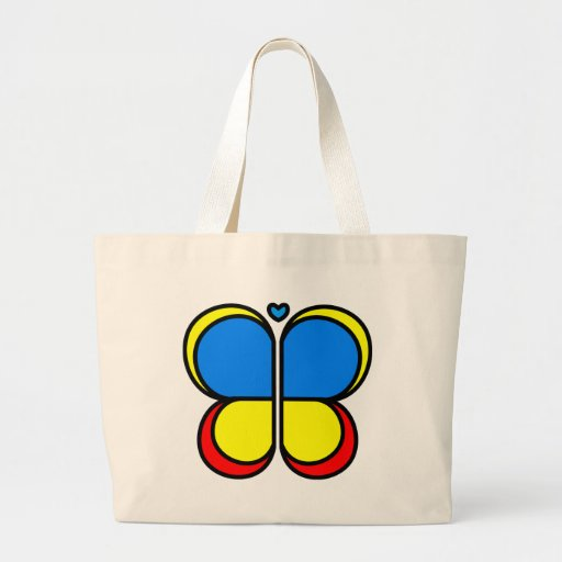 Mariposa Bolsas De Mano