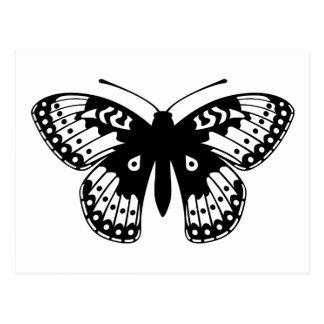Mariposa bonita del Fritillary Postales