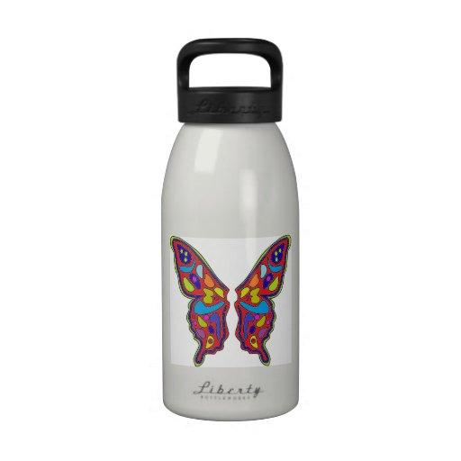 Mariposa Botellas De Agua Reutilizables
