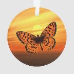 Mariposa brillante