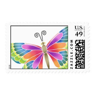 Mariposa brillante envio
