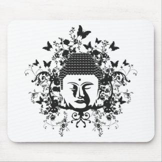 Mariposa Buda Alfombrillas De Ratón