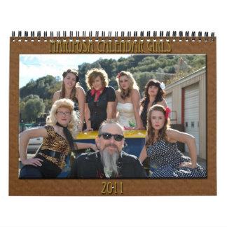 Mariposa Calendar Girls
