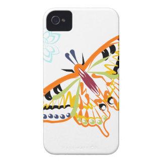 Mariposa Carcasa Para iPhone 4