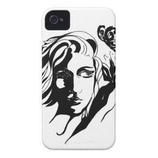Mariposa Case-Mate iPhone 4 Cárcasas