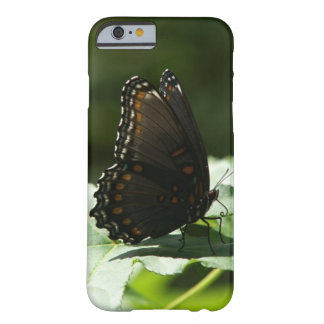 Mariposa, caso del iPhone 6, delgado Funda De iPhone 6 Barely There