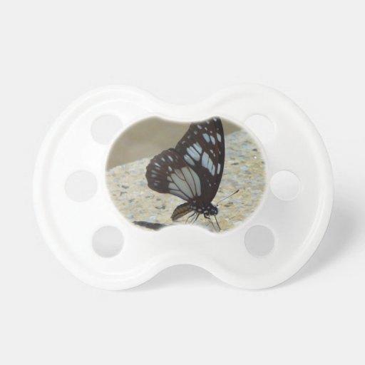 mariposa chupetes