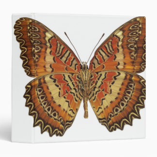"""Mariposa con la extensión de las alas carpeta 1 1/2"""""""