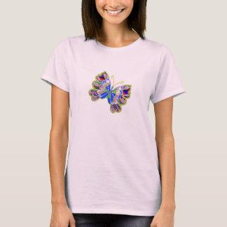 Mariposa cósmica playera