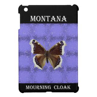 Mariposa de capa de luto de Montana