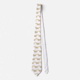 Mariposa de GlassWing Corbatas