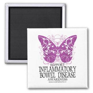 Mariposa de IBD Imán De Frigorifico