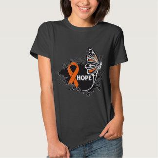 Mariposa de la esperanza RSD Camisas