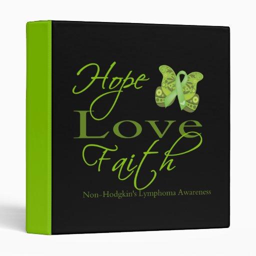 """Mariposa de la fe del amor de la esperanza - conci carpeta 1"""""""
