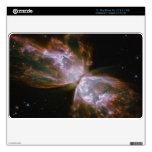 Mariposa de la supernova MacBook air skin