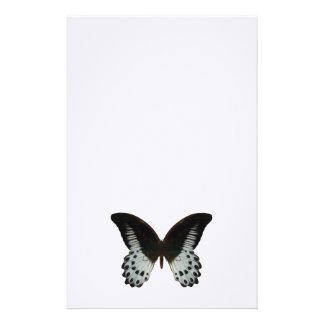 Mariposa de mármol de Swallowtail Papeleria De Diseño