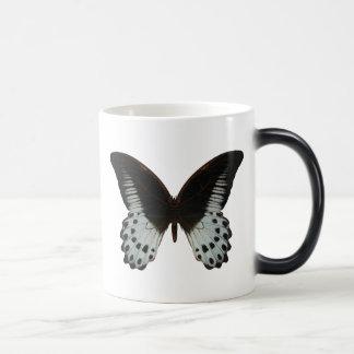 Mariposa de mármol de Swallowtail Taza Mágica