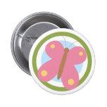 Mariposa de moda pin