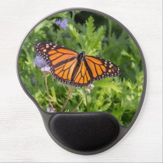 Mariposa de monarca alfombrilla gel