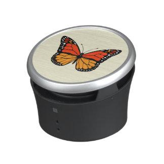 Mariposa de monarca altavoz