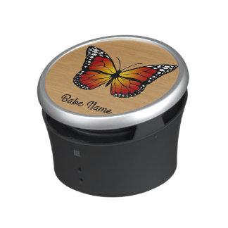 Mariposa de monarca altavoz con bluetooth