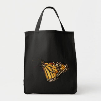 Mariposa de monarca bolsa tela para la compra