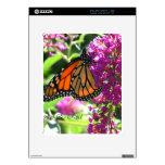 Mariposa de monarca calcomanía para iPad