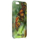Mariposa de monarca conocida personalizada de los