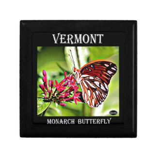 Mariposa de monarca de Vermont