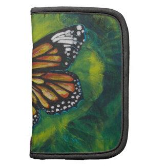 Mariposa de monarca del tigre de las creaciones de organizador
