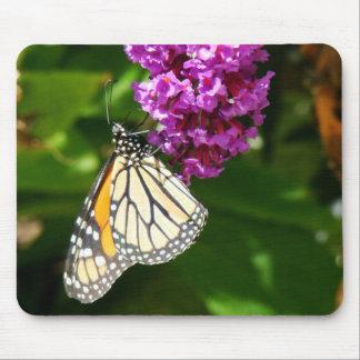 Mariposa de monarca Mousepad
