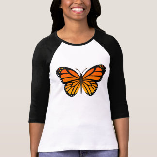 Mariposa de monarca playera