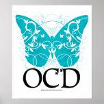 Mariposa de OCD Poster