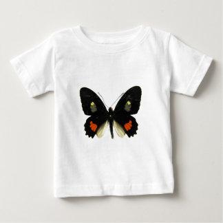 Mariposa de Parides Swallowtail Playera Para Bebé