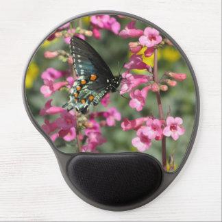 Mariposa de Pipevine Swallowtail Alfombrilla De Raton Con Gel