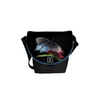 Mariposa de Pipevine Swallowtail Bolsas De Mensajería