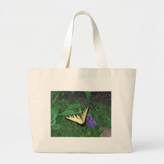 Mariposa de Swallowtail del tigre Bolsa De Mano