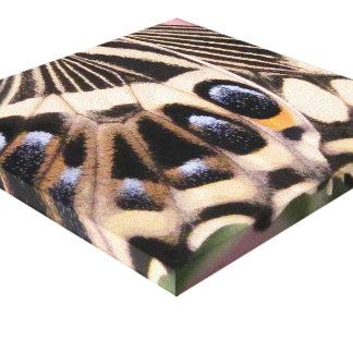Mariposa de Swallowtail Lona Estirada Galerias