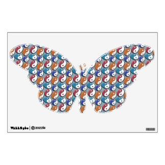 mariposa de yin-Yang