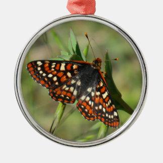 Mariposa Ornamento De Navidad