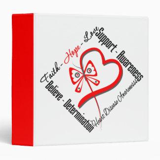 Mariposa del amor de la esperanza de la fe - carpe