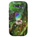 Mariposa del arco iris galaxy SIII protector