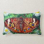 Mariposa del castaño de Indias Almohadas