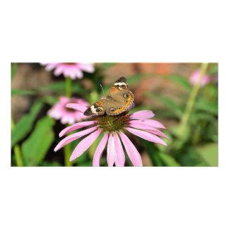 Mariposa del castaño de Indias Tarjeta Personal