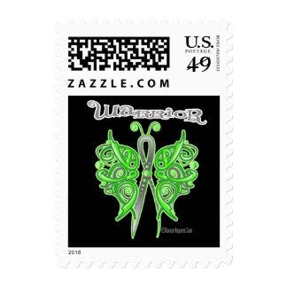 Mariposa del Celtic del guerrero del linfoma Sellos